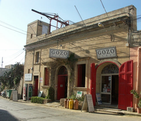 Former Gozo Glass Studio