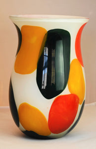 Polka Dot Vases - ONLY ONE AVAILABLE FROM EACH - LIMITED EDITION