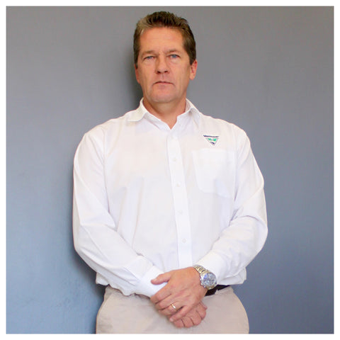 Craig Burnie, Managing Director for Vermeer Equipment Suppliers