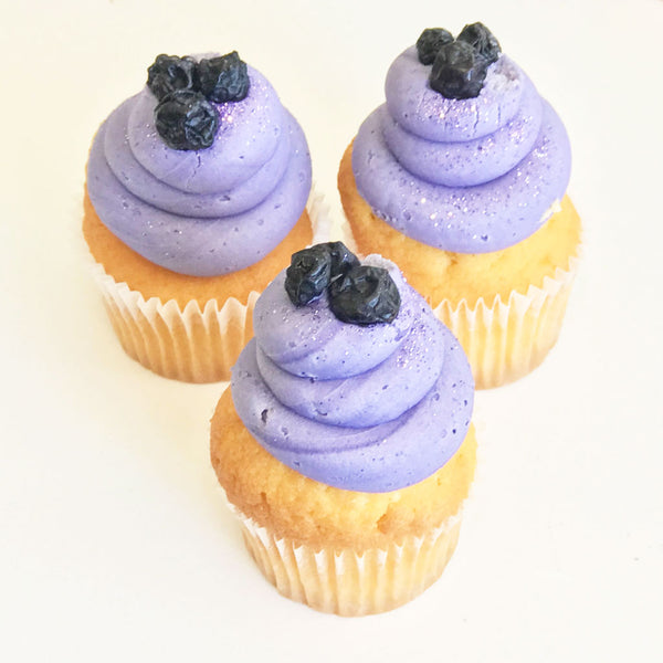 Blueberry: July flavour of the month