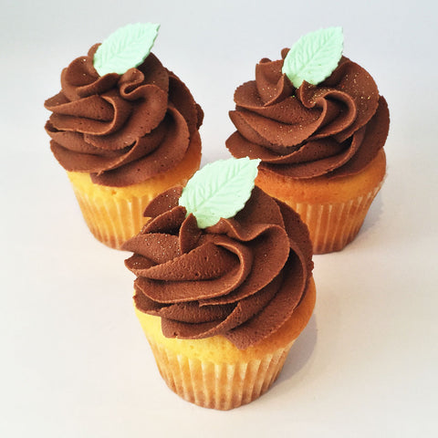 Choc-Mint: October flavour of the month