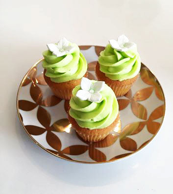 Lime Cupcake Flavour of the month
