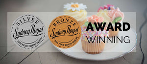 Award Winnings Cupcakes Sydney