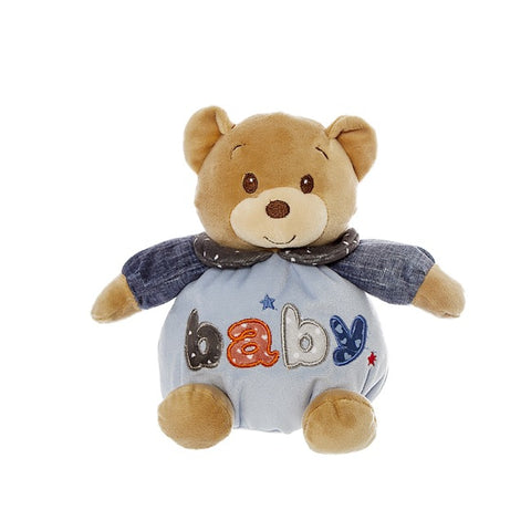 Alex Teddy Bear BABY Blue