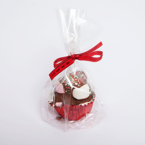 Christmas Chocolate Marshmallows