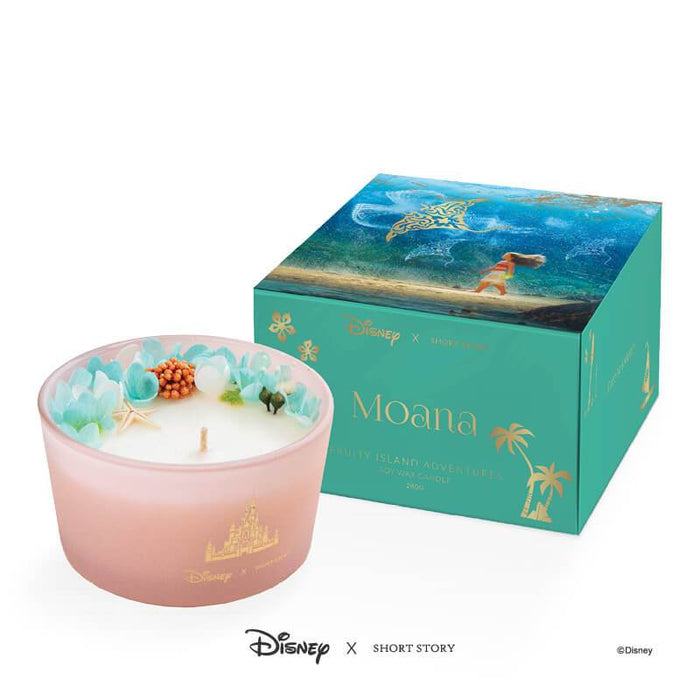 DISNEY CANDLE MOANA