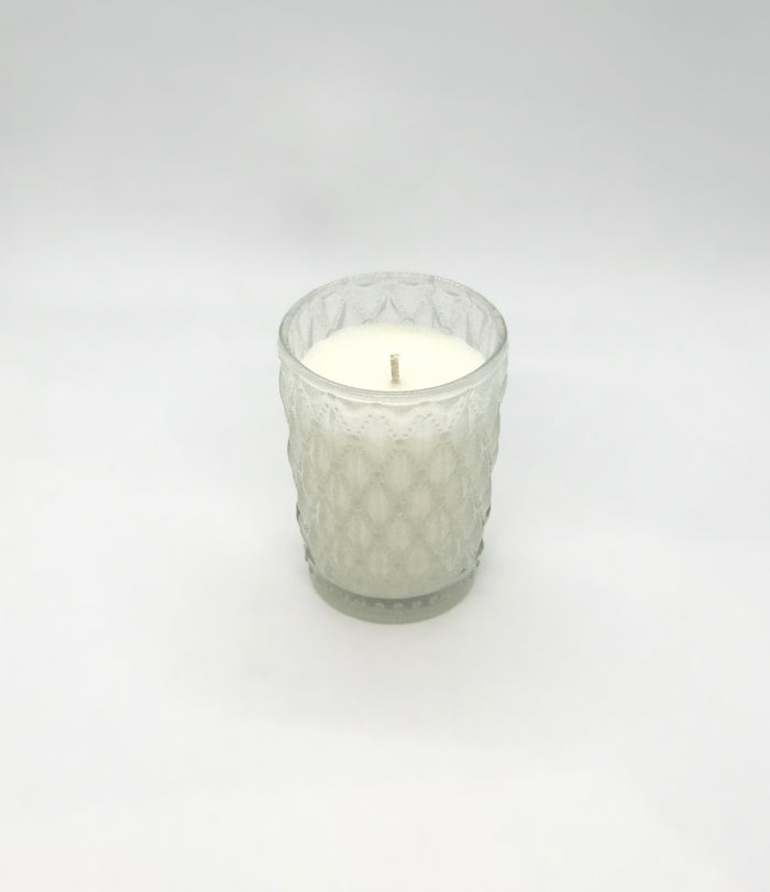 Scented Candle Joy White Rose Garden & Vanilla