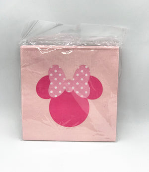 Napkins - Minnie Mouse