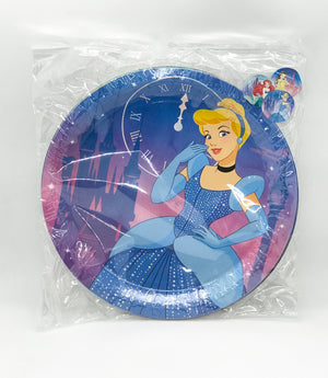 Paper Plates - Disney Princess