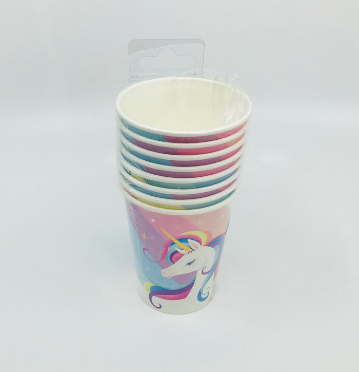 Paper Cups - Unicorn