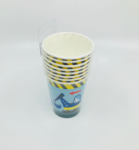 Paper Cups - Construction