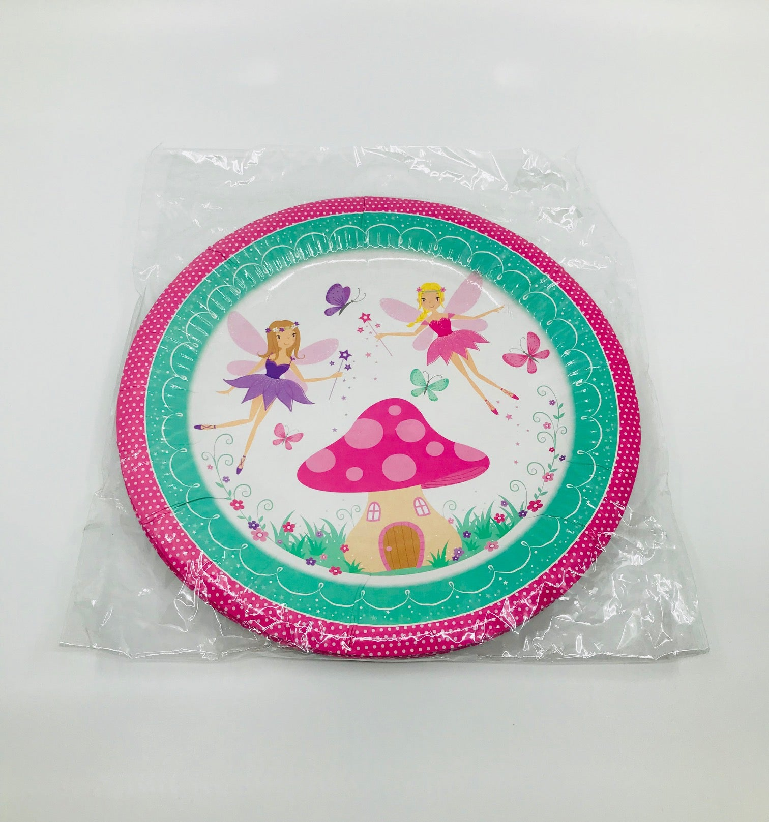 Paper Plates - Fairy  sc 1 st  The Cupcake Room & Paper Plates - Fairy u2013 The Cupcake Room