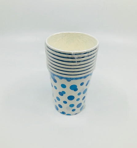 Paper Cup - Spotty