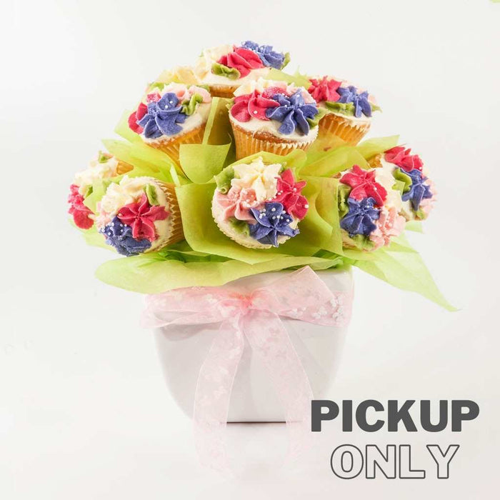 Pretty Cupcake Bouquet