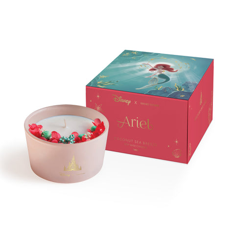 Disney Candle Little Mermaid -Ariel