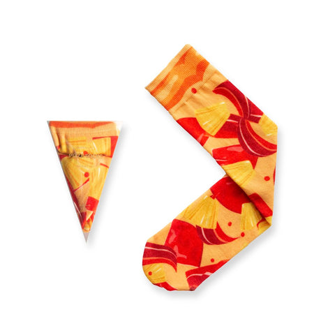 Pizza Socks Hawaiian