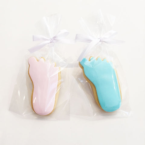 Baby Feet Cookie