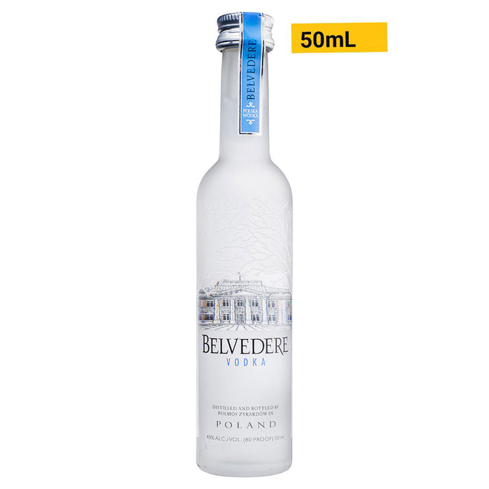 Mini Belvedere Vodka