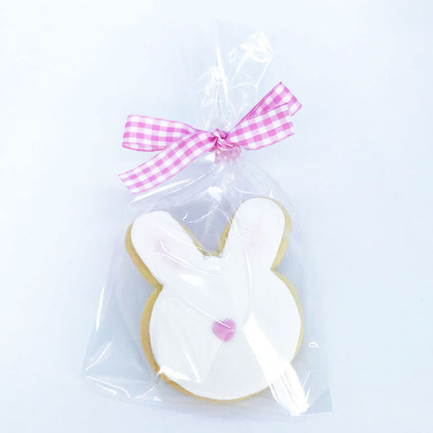 Easter Bunny Face Cookie