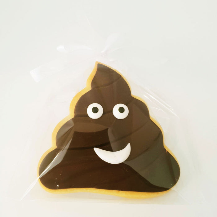 Emoji Poo Cookie