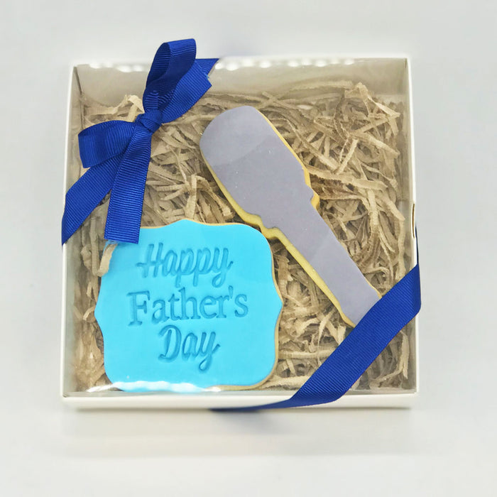 Father's Day Screw Driver Cookie