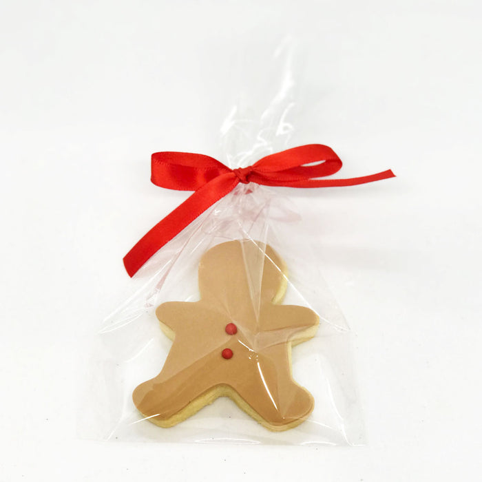 Gingerbread Man Cookie