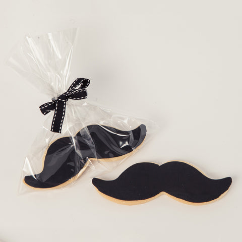 Moustache Cookie