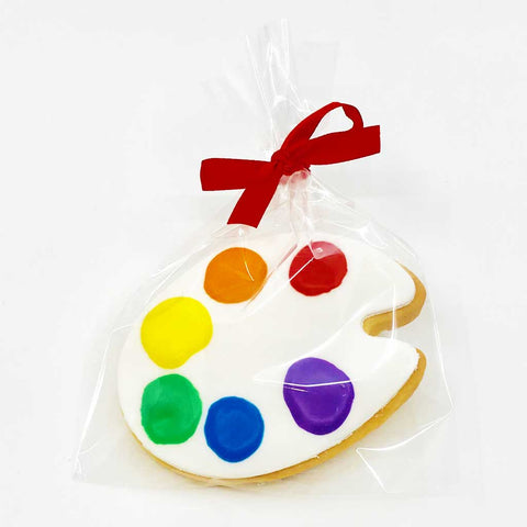 Paint Pallet Cookie