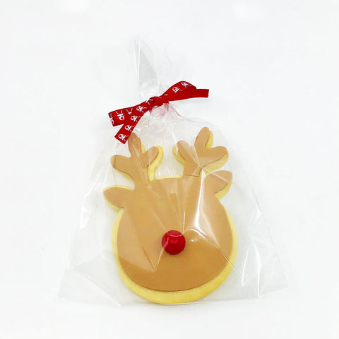 Reindeer Cookie - Large