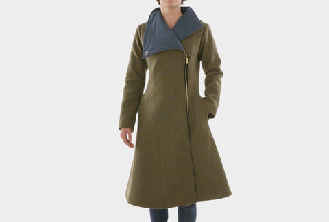 Goldfinch Tweed Coat