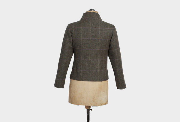 Starling Brown Tweed Jacket