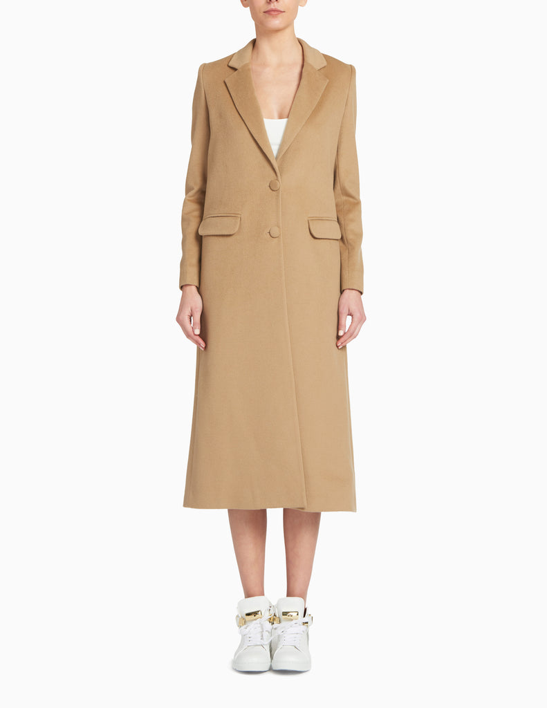 CASHMERE LONG COAT