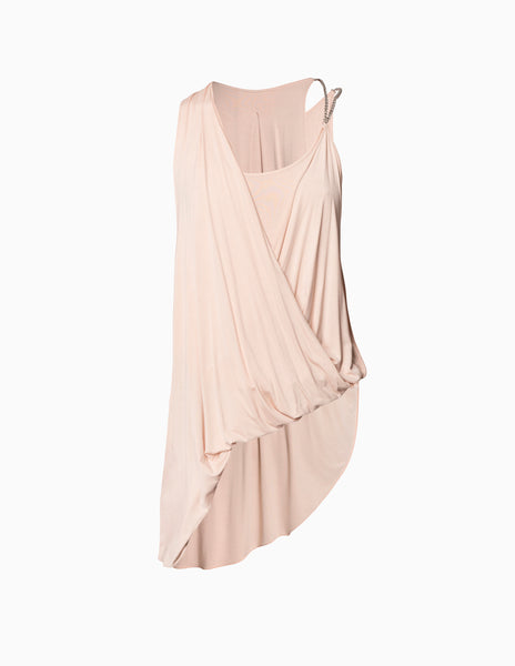 Asymmetrical Drape Top