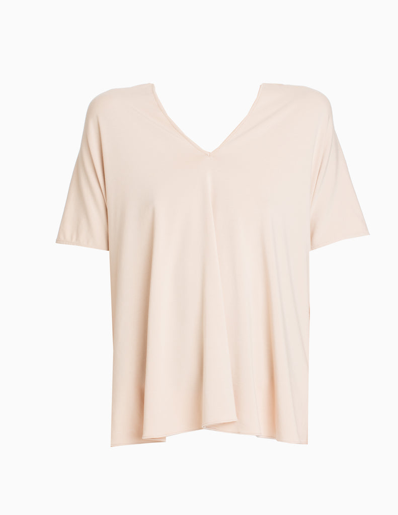 CUTOUT CAPSLEEVE TOP