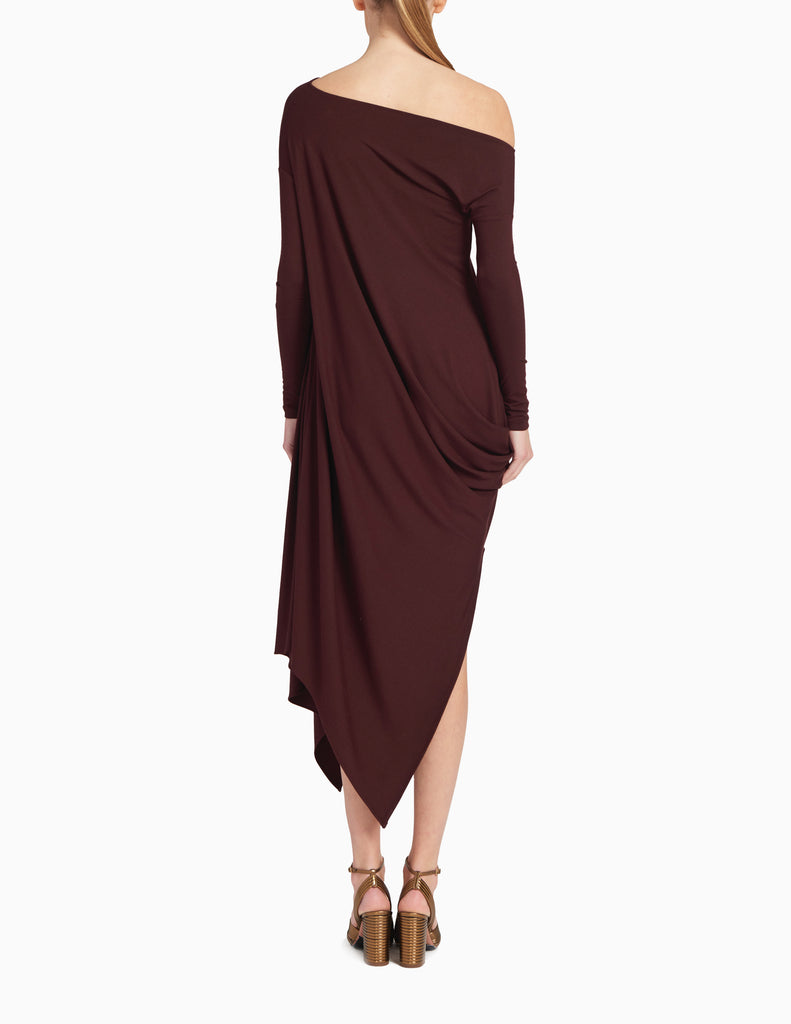 Multi-way Drape Dress