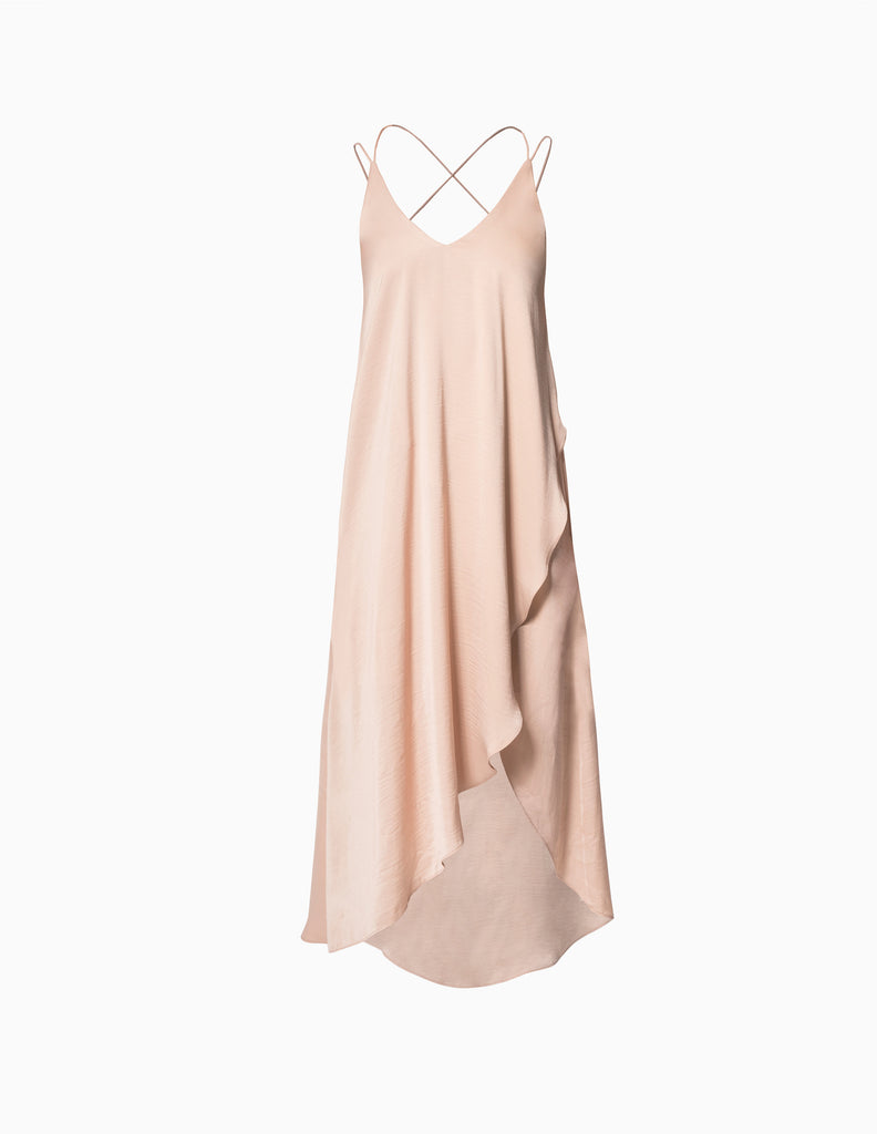 Layered Slip Dress