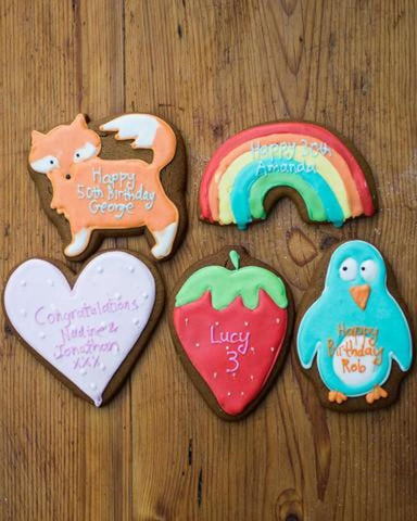 Gingerbread Cookie Cake Plaque