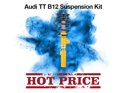 Bilstein B12 Pro Suspension Kit - 46-189578