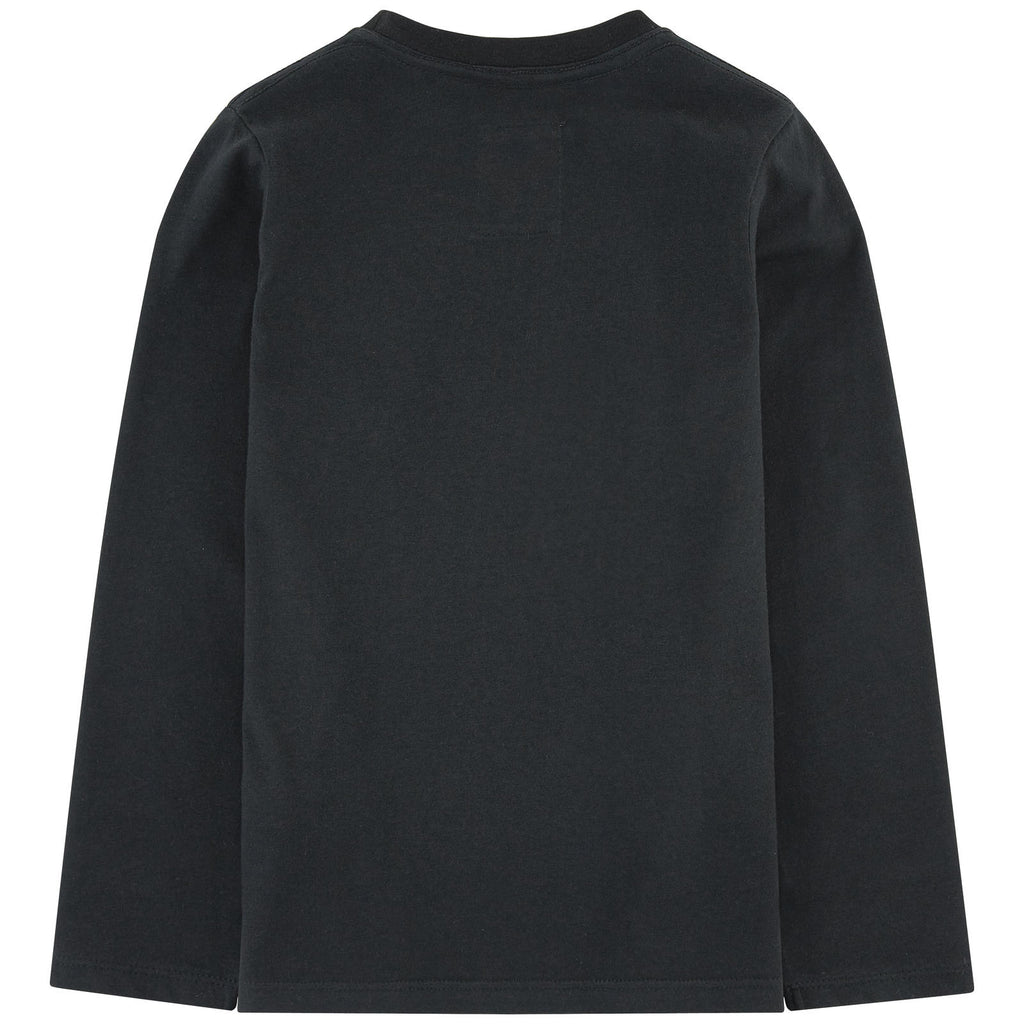 Levi's Logo Long Sleeved T-Shirt In Black