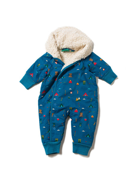 Pram/Snowsuits from Little Green Radicals - Fairtrade Organic cotton