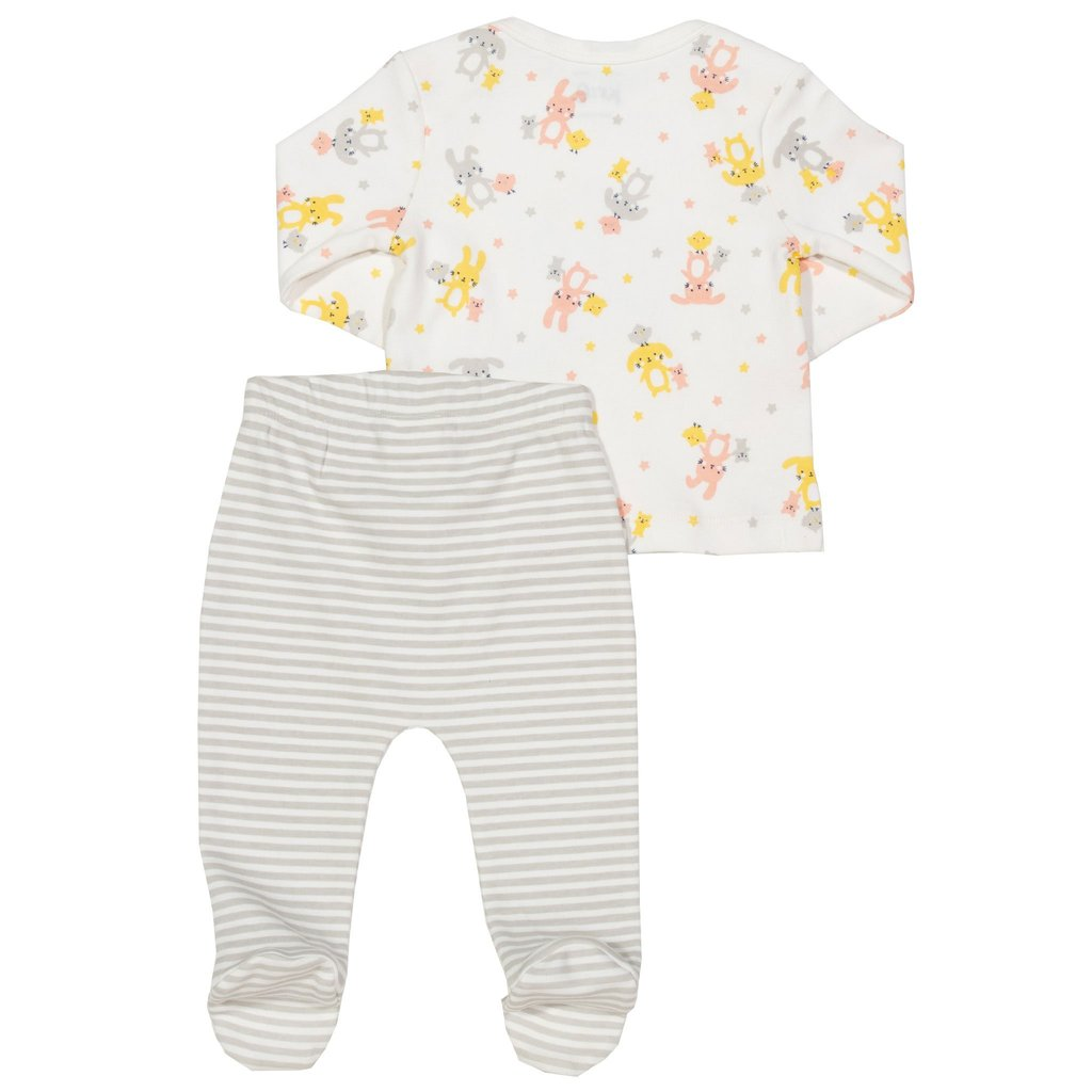 Kite - 'Star' longsleeved, 2 piece set - 100% organic cotton