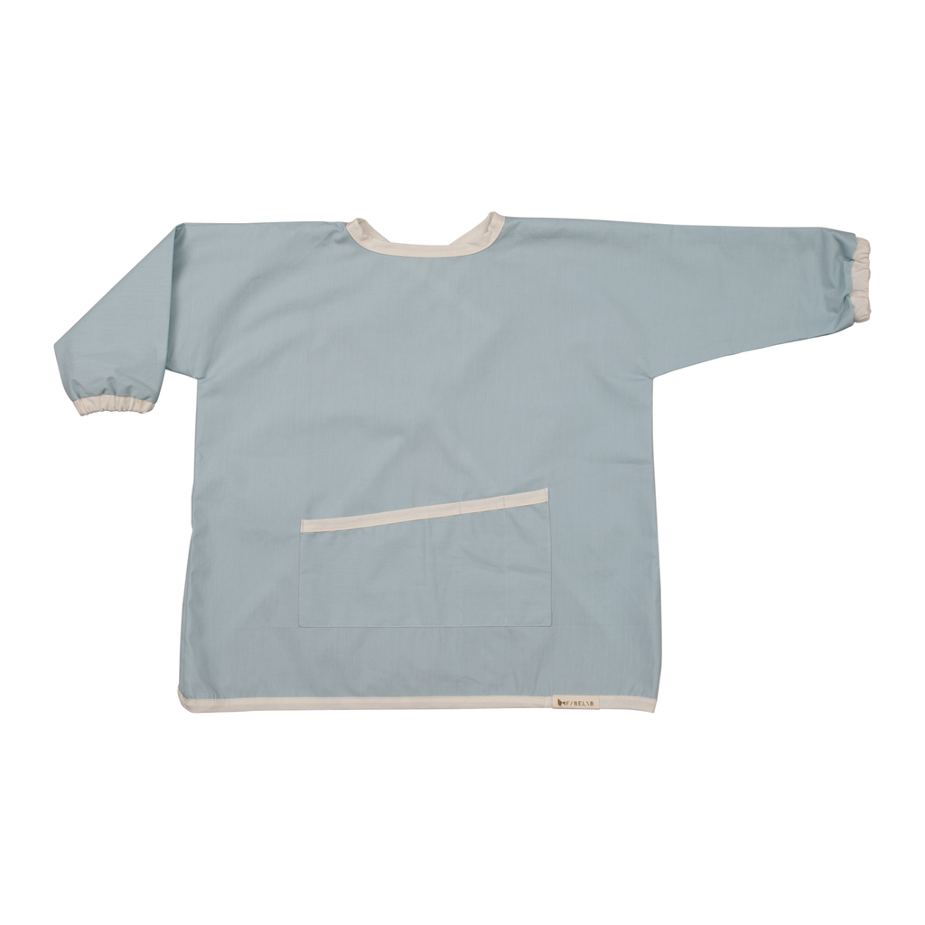 Craft smocks - Wipe clean organic cotton with acrylic coating