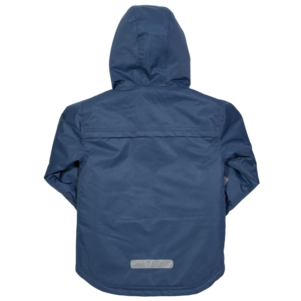 Kite GO - Waterproof and windproof coat with quilted lining