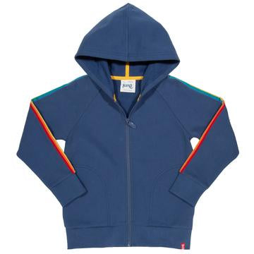 Side stripe hoody by Kite