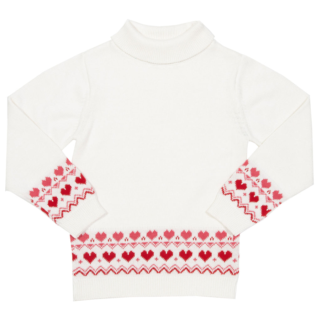 Nordic Heart Jumper