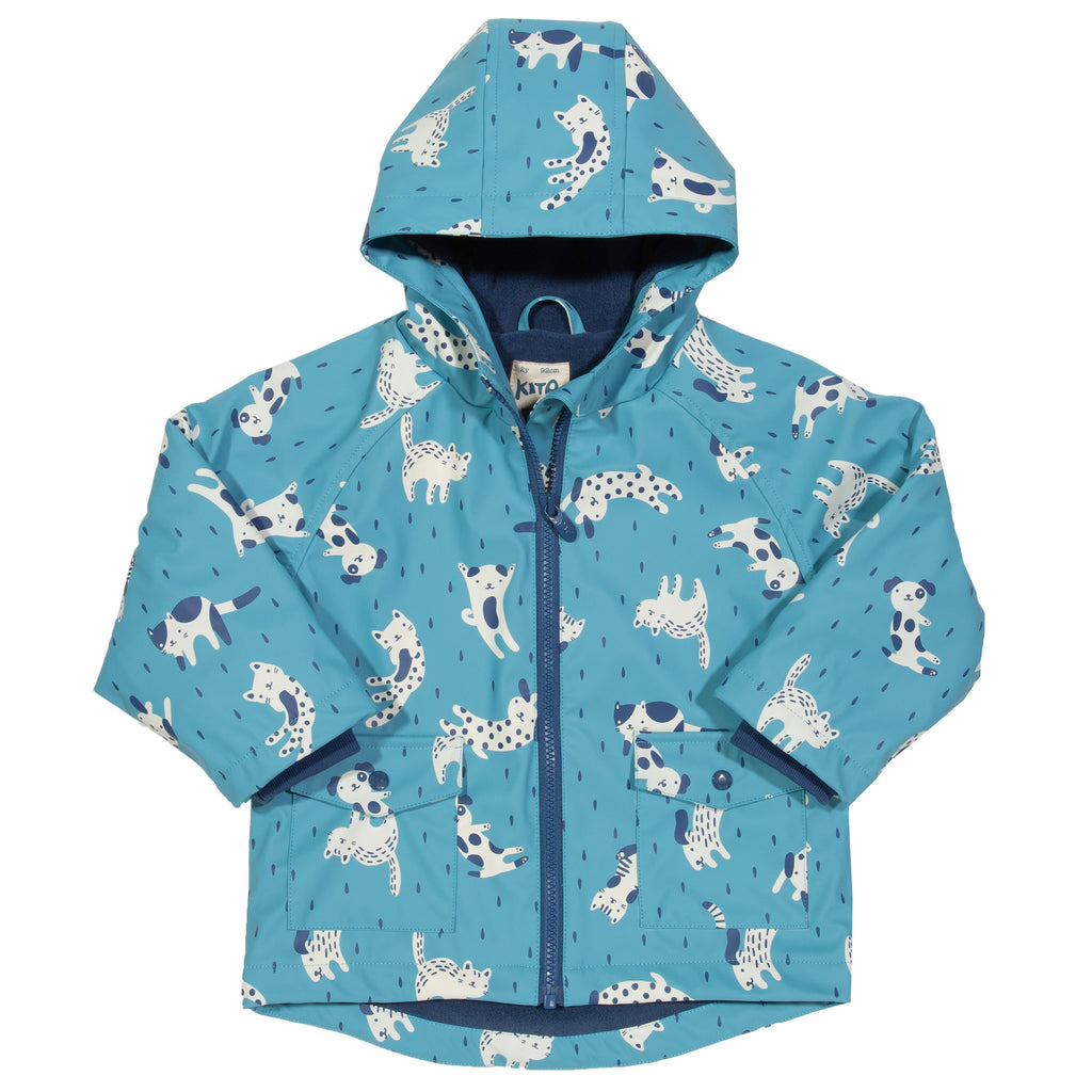 Kite Waterproof Splash Coat - For when it's Raining Cats and Dogs!