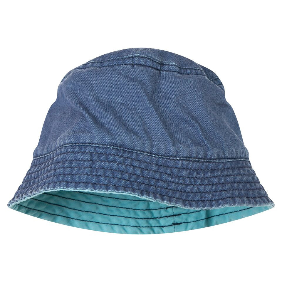 Absorba - Baby's Cotton Denim Sun Hat