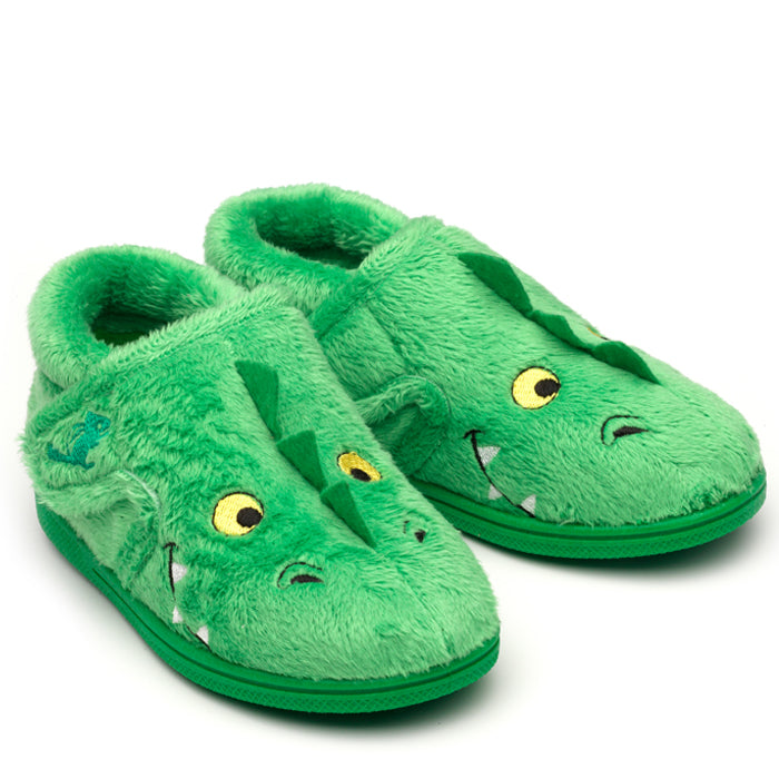 Chipmunks - Scorch The Dragon Slippers, size 12