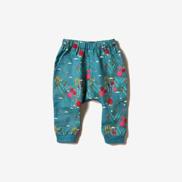 Wildflower Meadow Jelly Bean Joggers - Little Green Radicals