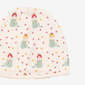 Mermaid and the Starfish Baby Cap